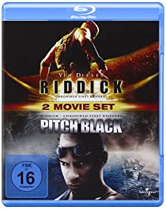 Riddick/Pitch Black [Blu-ray] [Import allemand]