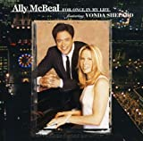 echange, troc Various Artists - Ally Mcbeal: For Once in My Life