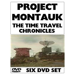 Project Montauk: The Time Travel Chronicles DVD SET