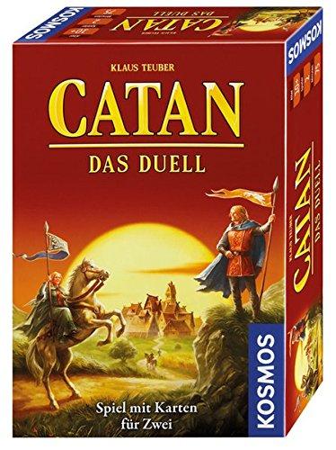 Catan – Das Duell (Spiel mit Karten für Zwei)