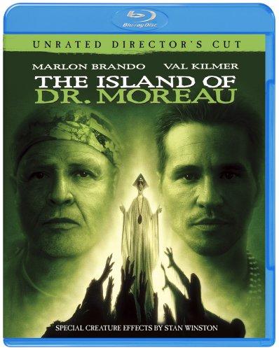 D.N.A. / ドクター・モローの島 ディレクターズカット [Blu-ray]