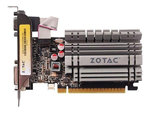 ZOTAC GeForce GT 730 Low Profile 4GB 64-Bit DDR3 PCI Express 2.0 x16 (x8 lanes) Graphics Card (ZT-71115-20L) (Low Profile 300w compare prices)