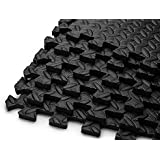 HemingWeigh Puzzle Exercise Mat High Quality EVA Foam Interlocking Tiles