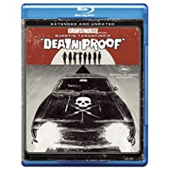 Death Proof Blu-ray