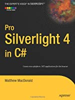 Pro Silverlight 4 in C#, 3rd Edition Front Cover