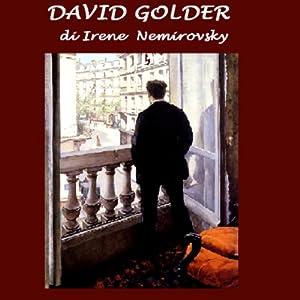 David Golder | [Irene Nemirovsky, Maria Letizia Pica Alfieri (translator)]