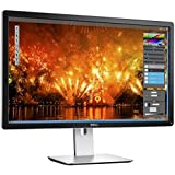 Dell P2415Q 23.8-Inch Ultra HD 4K LCD Monitor (2M:1, 300 cd/m2, 3840 x 2160, 8ms, DP/Mini DP/HDMI (MHL)/USB) - Black