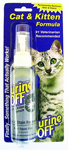 Urine Off gatti e gattini elimina macchie e odori