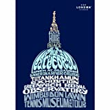 Half Moon Bay Tea Towel, Visit London St Paul's Cathedral