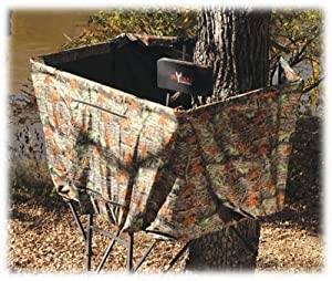 Amazon Com Big Game Treestands The Ultra View Dx Blind