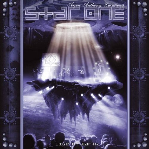 Live On Earth (2CD) by Arjen Anthony Lucassen's Star One (2003-04-29)