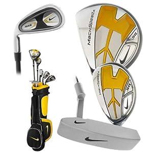 Nike Golf Junior SQ Sasquatch Machspeed Box Set, 1 by Nike Golf