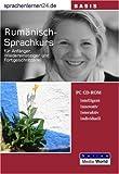 echange, troc Udo Gollub - Sprachenlernen24.de Rumänisch-Basis-Sprachkurs CD-ROM für Windows/Linux/Mac OS X (Livre en allemand)