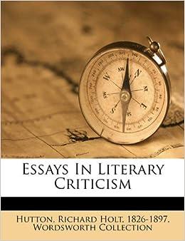 literary criticism essays