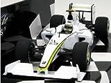 ブラウン GP F1チーム ショーカー 2009 R.バリチェロ