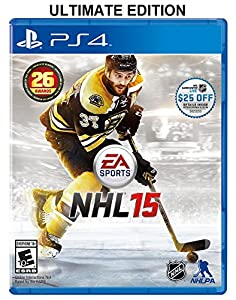 NHL 15 Ultimate Edition - PlayStation 4 from Electronic Arts