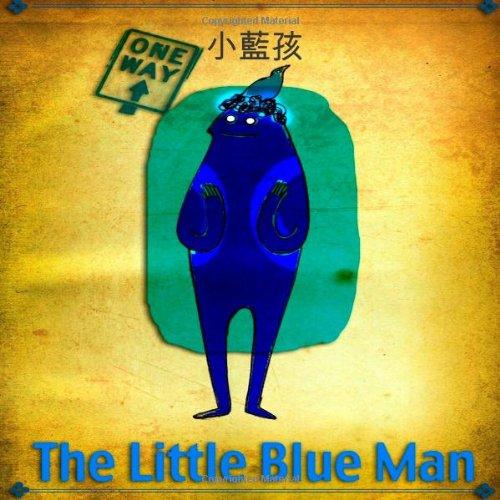 The Little Blue Man front-1011697