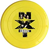 Yellow, One Size : ZZYY Fashion Ultimate Sport Soft Unisex Star Sport Disc Classic British Rock Band Songs Logo Single Unit KellyGreen