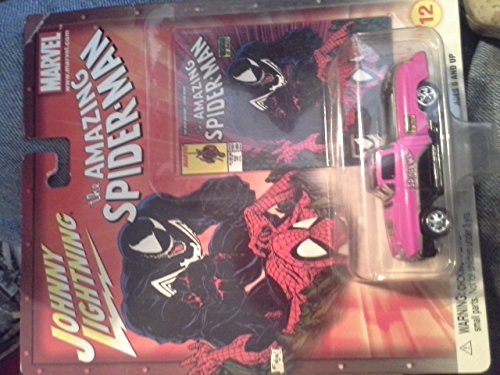 Johnny Lightning #12 Amazing Spider-man #316 Kopper Kart by Jl