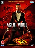 Agent Vinod (Bollywood DVD With English Subtitles)