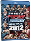 WWE: The Best of Raw and SmackDown 2012 [Blu-ray]