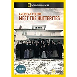American Colony: Meet the Hutterites (2 Discs)