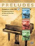 Preludes Complete: 24 Original Piano Solos in All Major and Minor Keys, Book & CD (Robert D. Vandall Classics)