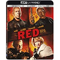 Red 4K Ultra HD Blu-ray 2 Discs Set (2010)