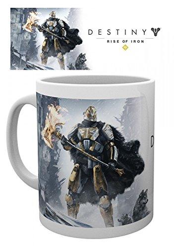 Destiny - Rise Of Iron Tazza Da Caffè Mug (9 x 8cm)