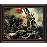 Oil Painting People Eugene Delacroix GG029 654
