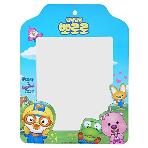 BNC-Pororo-Character-Acrylic-Mirror-One-Size-Blue
