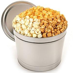 People's Choice Popcorn Tin - 1 Gallon