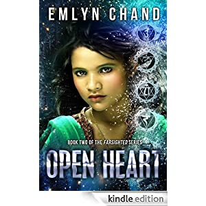 Buy One, Get One FREE! Kindle Nation is Celebrating The Launch of OPEN HEART – The Newly Released Sequel to Bestselling Author & KND Favorite Emlyn Chand's Multi-Award Winning FARSIGHTED – Get FARSIGHTED Free and Settle In This Long Weekend and Enjoy the FARSIGHTED Series