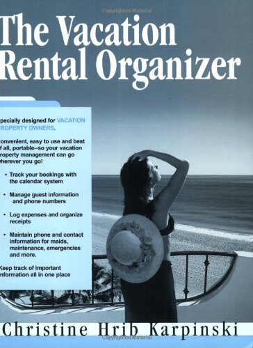 The Vacation Rental Organizer