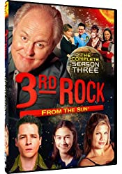 3rd Rock from the Sun: The Complete Third Season