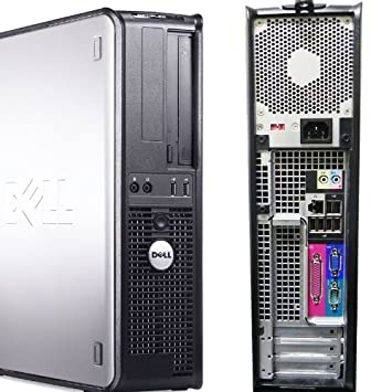 Dell Optiplex 745 PENTUM DUAL CORE 8GB DDR2