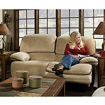 Chelsea Home Dogwood Reclining Loveseat