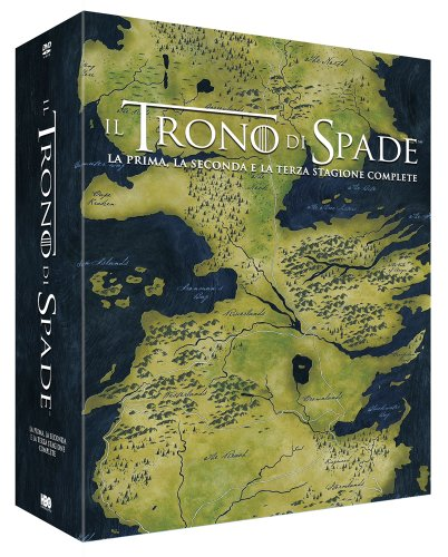Il trono di spade Stagione 01-03 [15 DVDs] [IT Import]