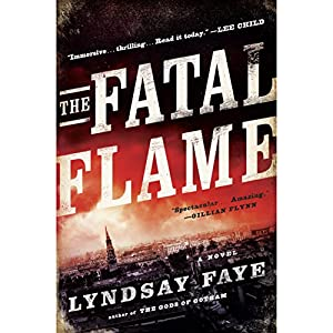 The Fatal Flame Hörbuch