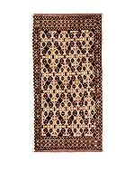 RugSense Alfombra Persian Kelat Marrón/Multicolor 105 x 58 cm