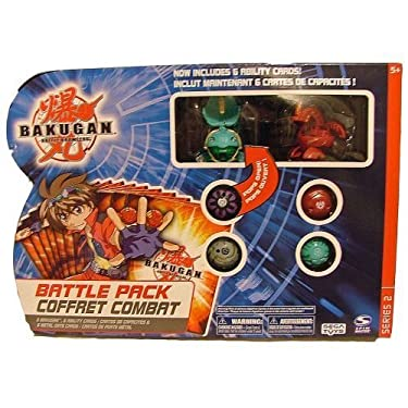 Bakugan Battle 6 Pack Random Colors
