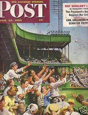 1950 Saturday Evening Post April 22 - Mount Palomar