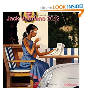 4f63e118f35 2012 Vettriano Wall Calendar (English, German, French, Italian, Spanish and  Dutch Edition) book download