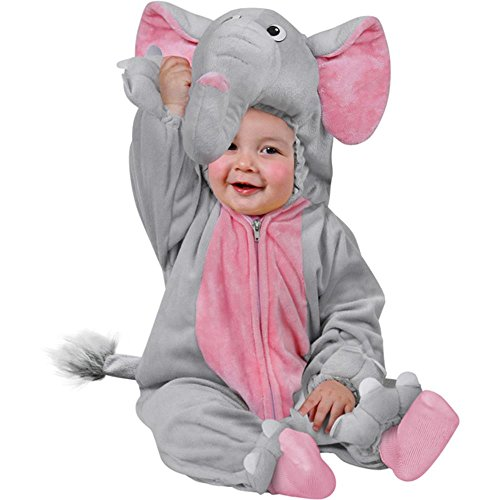 Infant Adorable Elephant Costume (Size:6-12Months)