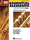 Essential Elements 2000, Book 1 Plus DVD: BB Trumpet