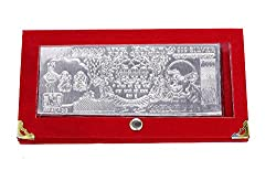20 PCS Silver Currency Note With Velvet Cover For Gifting By JEWEL FUEL