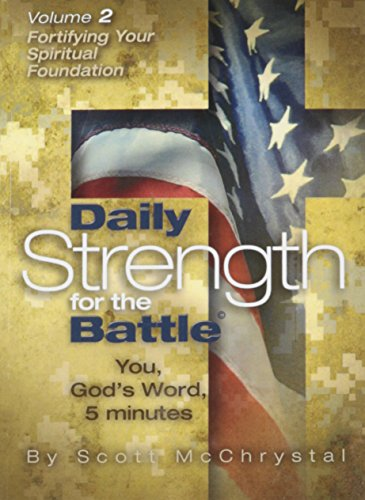 Daily Strength For Battle V2: Fortifying Your Spiritual  Foundation PDF