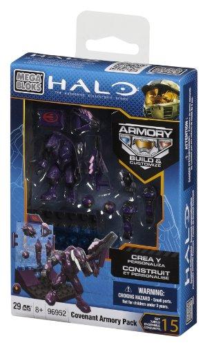 Mega Bloks - Halo Wars - Covenant Armoury Pack [UK Import]