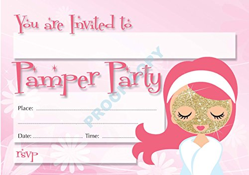 pamper-party-invitations-childrens-kids-party-invites-pack-of-10-inc-envelopes
