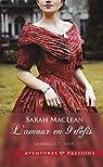 L'amour en 9 d�fis par MacLean